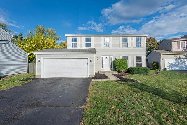 3052 Hillrose Drive, Hilliard, OH 43026 (MLS #220034678) :: Dublin Realty Group