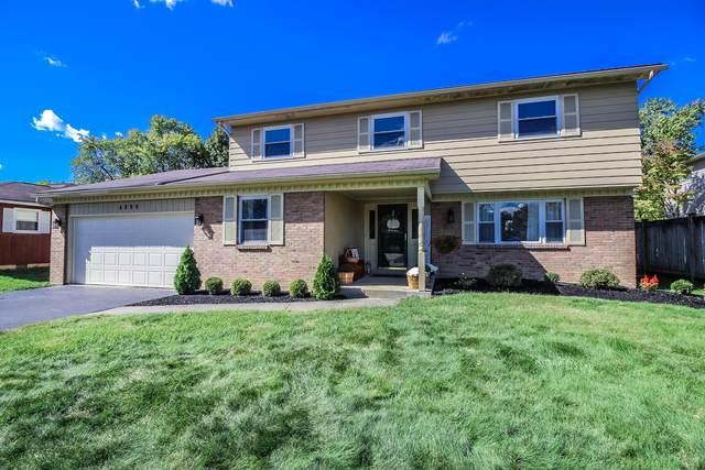 4889 Arthur Place, Columbus, OH 43220 (MLS #220034681) :: Signature Real Estate