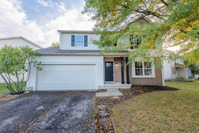 5115 Renmill Drive, Hilliard, OH 43026 (MLS #220034683) :: Dublin Realty Group