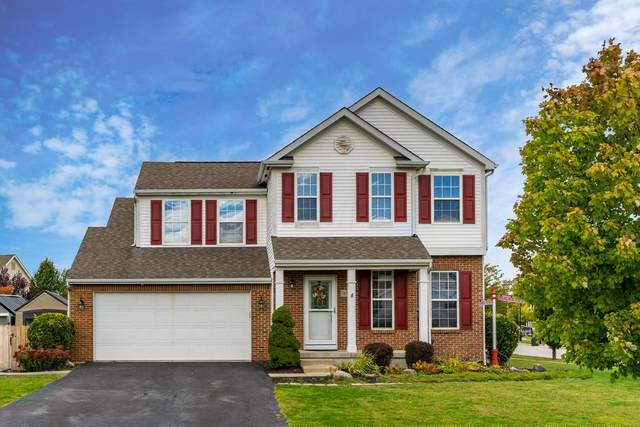 3634 Williams Nook, Grove City, OH 43123 (MLS #220034719) :: Berkshire Hathaway HomeServices Crager Tobin Real Estate