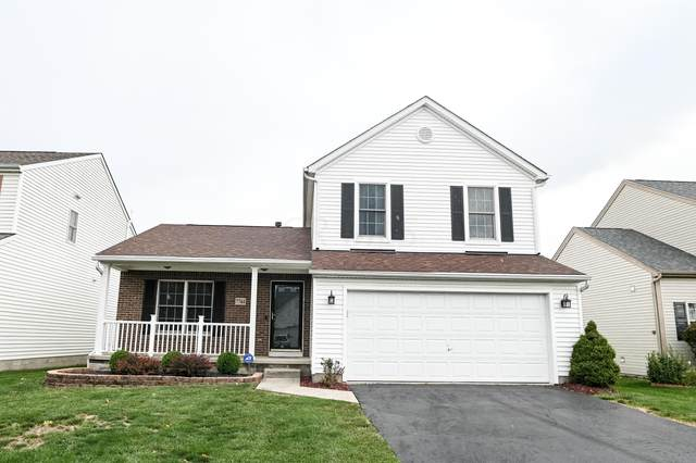 7744 Solomen Run Drive, Blacklick, OH 43004 (MLS #220034727) :: The Willcut Group