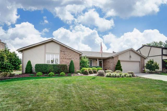 6192 Seneca Court, Grove City, OH 43123 (MLS #220034742) :: The Jeff and Neal Team | Nth Degree Realty