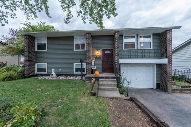652 Crescent Drive, West Jefferson, OH 43162 (MLS #220034757) :: The Holden Agency