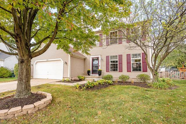 6174 Lloret Court, Columbus, OH 43228 (MLS #220034779) :: Berkshire Hathaway HomeServices Crager Tobin Real Estate
