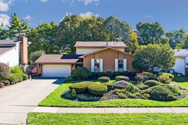 1110 Tiffany Drive, Reynoldsburg, OH 43068 (MLS #220034805) :: Berkshire Hathaway HomeServices Crager Tobin Real Estate