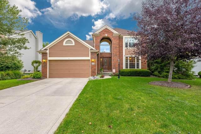 3430 Saint Charles Lane, Hilliard, OH 43026 (MLS #220034808) :: 3 Degrees Realty
