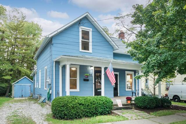 30 Blymer Street, Delaware, OH 43015 (MLS #220034845) :: 3 Degrees Realty