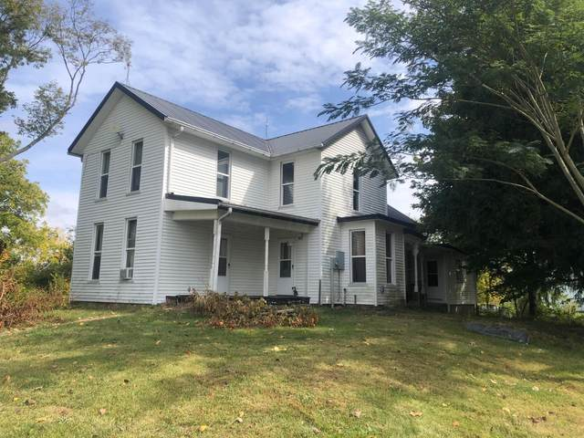 27864 Pickaway Saltcreek Road, Circleville, OH 43113 (MLS #220034847) :: The Holden Agency