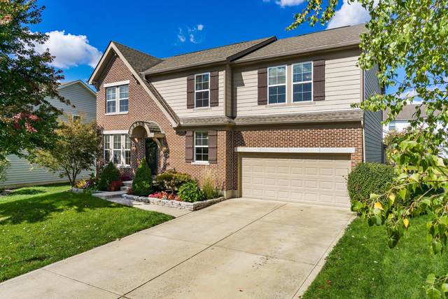 130 Shawnee Drive, Pickerington, OH 43147 (MLS #220034861) :: The Holden Agency