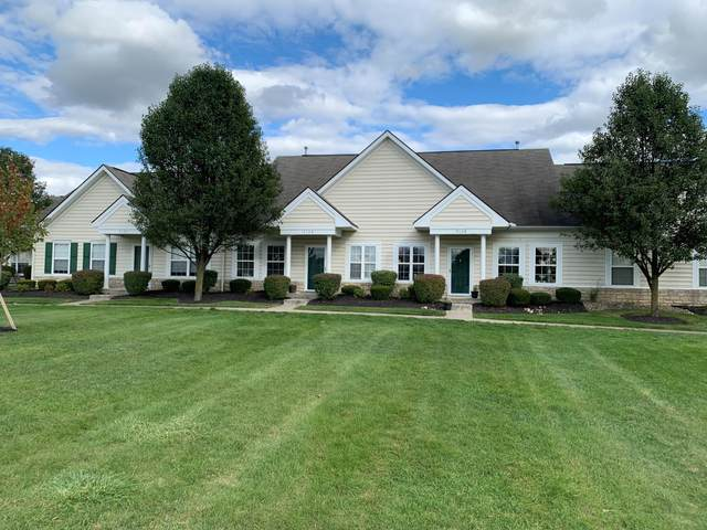 7154 Colonial Affair Drive 5-7154, New Albany, OH 43054 (MLS #220034919) :: The Willcut Group