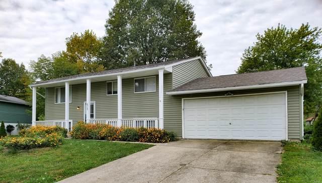 4715 Chanterwood Drive, Columbus, OH 43231 (MLS #220034944) :: Signature Real Estate