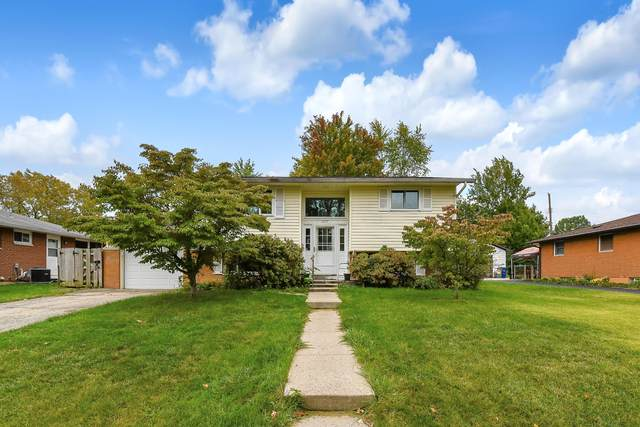 1377 Whitby Square N, Columbus, OH 43229 (MLS #220035039) :: The Willcut Group