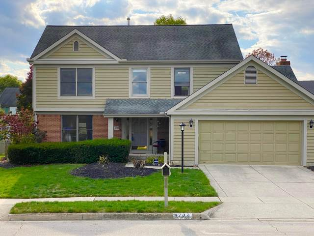 4733 Coolbrook Drive, Hilliard, OH 43026 (MLS #220035088) :: Signature Real Estate