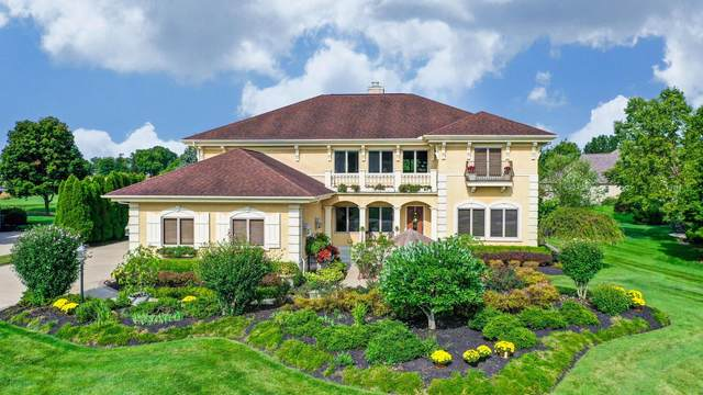 5200 Spikerush Court, Westerville, OH 43082 (MLS #220035115) :: Berkshire Hathaway HomeServices Crager Tobin Real Estate