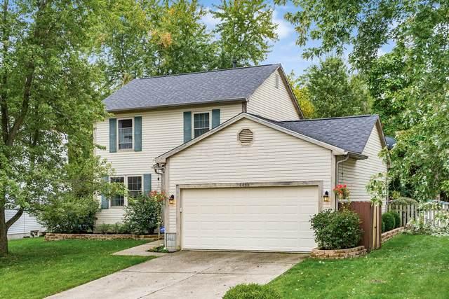 4488 Berthstone Drive, Columbus, OH 43231 (MLS #220035152) :: Signature Real Estate