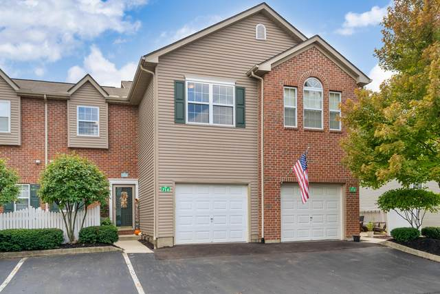 714 Spring Valley Drive, Lewis Center, OH 43035 (MLS #220035159) :: Exp Realty
