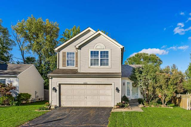 8390 Old Ivory Way, Blacklick, OH 43004 (MLS #220035222) :: Signature Real Estate