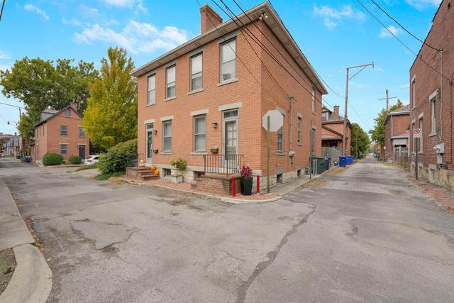 226 Berger Alley, Columbus, OH 43206 (MLS #220035245) :: Berkshire Hathaway HomeServices Crager Tobin Real Estate