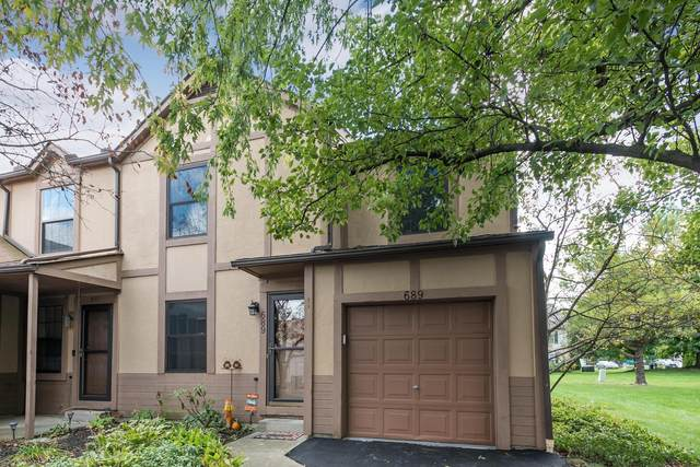 689 Alta View Court #19, Worthington, OH 43085 (MLS #220035283) :: Exp Realty