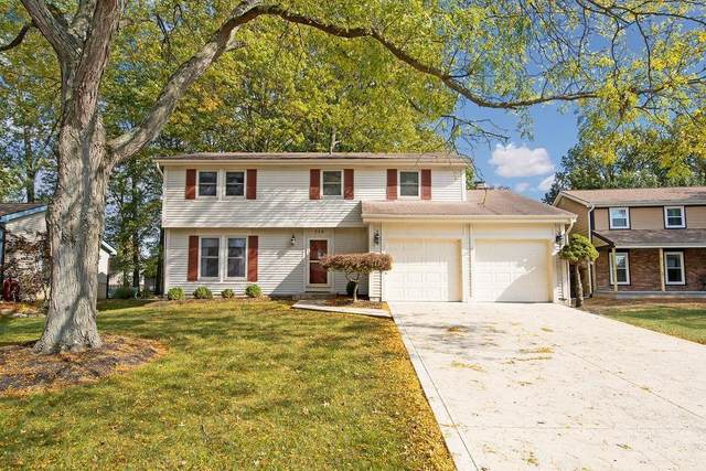748 Mcdonell Place, Gahanna, OH 43230 (MLS #220035294) :: Signature Real Estate