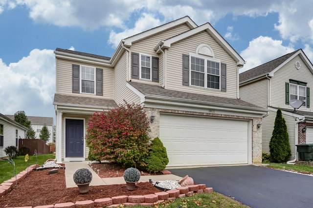 6902 Spring Bloom Drive, Canal Winchester, OH 43110 (MLS #220035345) :: Signature Real Estate