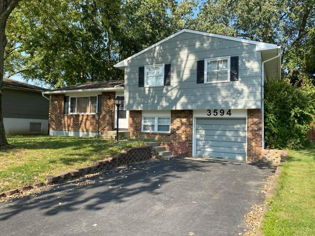 3594 Carthage Court, Westerville, OH 43081 (MLS #220035396) :: The Willcut Group