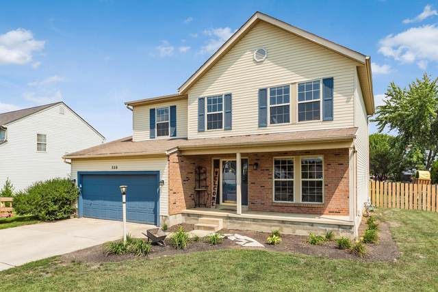 559 Rambling Brook Drive, Pickerington, OH 43147 (MLS #220035404) :: Exp Realty