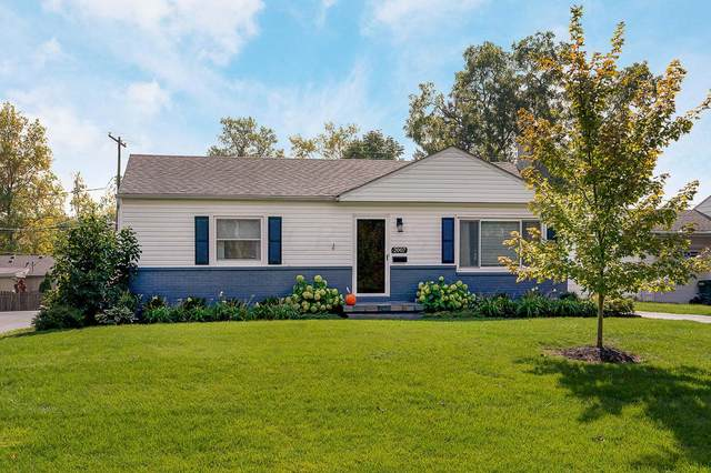 2007 Kentwell Road, Columbus, OH 43221 (MLS #220035422) :: 3 Degrees Realty