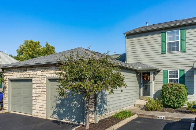 4012 Meadowick Drive 84B, Columbus, OH 43230 (MLS #220035427) :: The Holden Agency