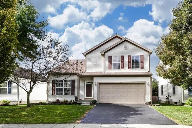 1217 Preeman Street, Blacklick, OH 43004 (MLS #220035459) :: Signature Real Estate