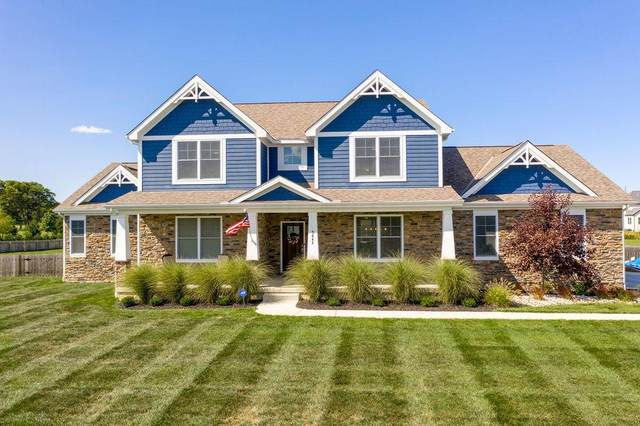 5847 White Tail Drive, Canal Winchester, OH 43110 (MLS #220035475) :: Dublin Realty Group