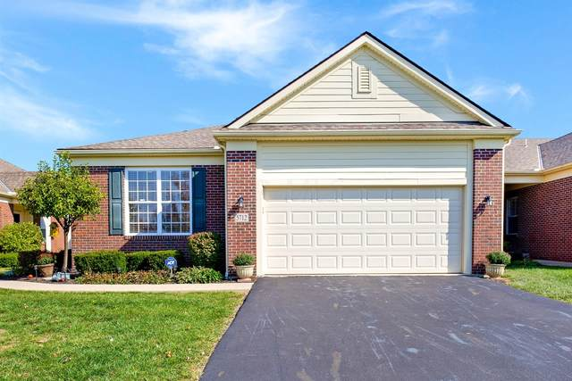 5712 Burke Circle #301, New Albany, OH 43054 (MLS #220035485) :: The Willcut Group