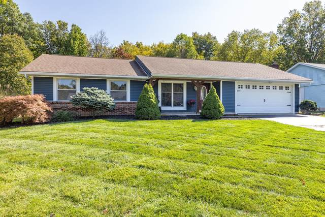 892 Hickory Drive, Marysville, OH 43040 (MLS #220035487) :: Signature Real Estate