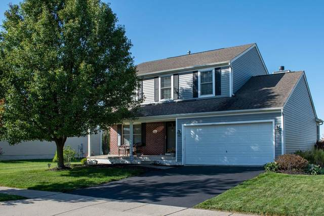 436 Clydesdale Way, Marysville, OH 43040 (MLS #220035489) :: CARLETON REALTY