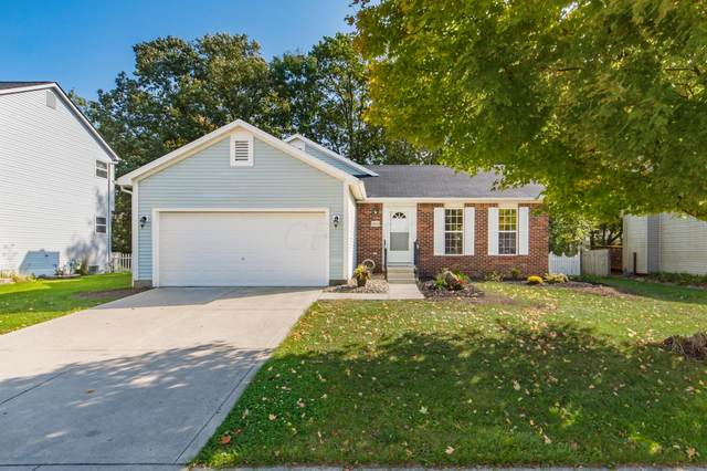 1605 Saffron Drive, Marysville, OH 43040 (MLS #220035497) :: 3 Degrees Realty