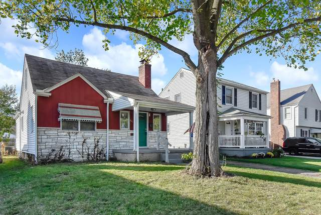 821 S Hague Avenue, Columbus, OH 43204 (MLS #220035498) :: CARLETON REALTY