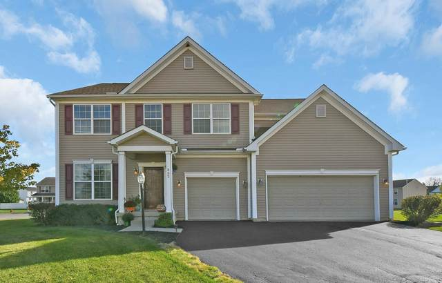 352 Enos Loomis Street, Pataskala, OH 43062 (MLS #220035517) :: The Willcut Group