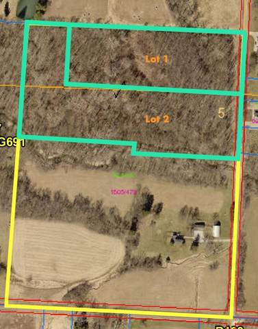 0 Liberty Chapel Rd., Mount Vernon, OH 43050 (MLS #220035522) :: The Clark Group @ ERA Real Solutions Realty