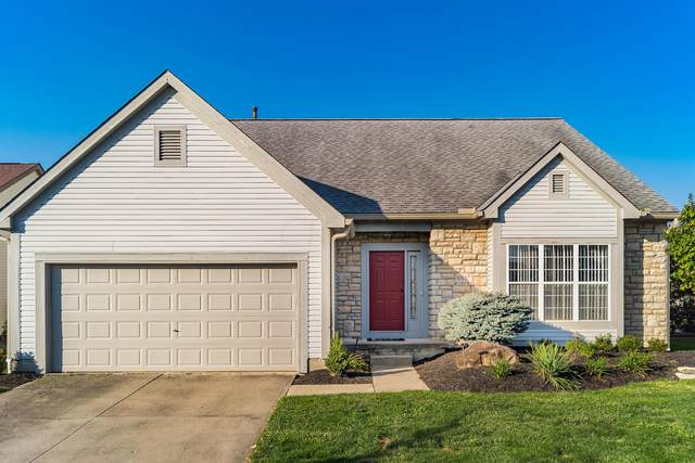 8763 Halyard Court, Powell, OH 43065 (MLS #220035554) :: RE/MAX ONE