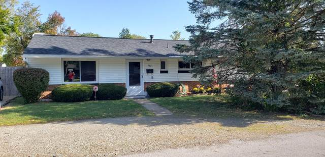 242 S Walnut Street, London, OH 43140 (MLS #220035565) :: The Willcut Group