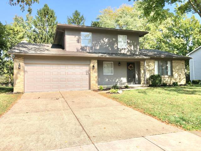 876 E College Avenue, Westerville, OH 43081 (MLS #220035578) :: Signature Real Estate