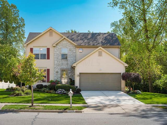 9136 Misty Dawn Drive, Columbus, OH 43240 (MLS #220035588) :: Exp Realty