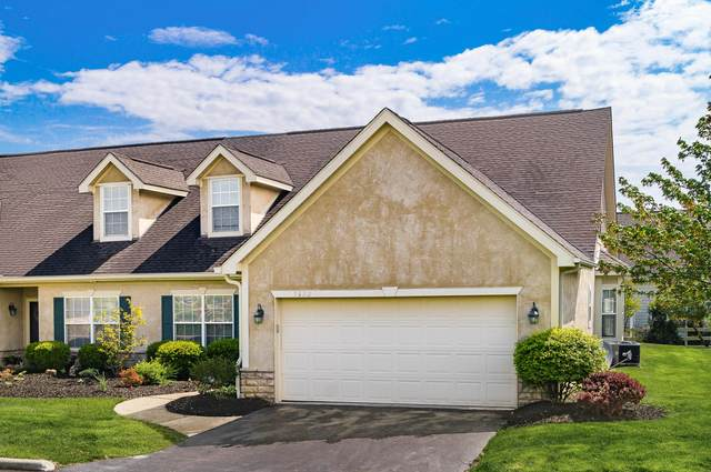 5622 Rose Of Sharon Drive, Dublin, OH 43016 (MLS #220035601) :: The Jeff and Neal Team | Nth Degree Realty