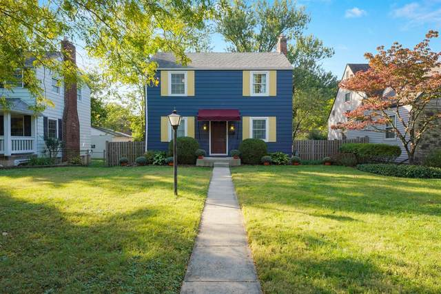2839 Bryden Road, Columbus, OH 43209 (MLS #220035659) :: The Willcut Group