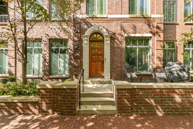 255 Daniel Burnham Square -TH255, Columbus, OH 43215 (MLS #220035691) :: The Willcut Group