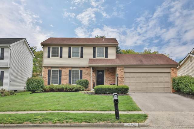 1685 Fallhaven Drive, Columbus, OH 43235 (MLS #220035708) :: Sam Miller Team