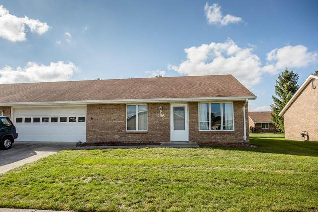 496 Samantha Circle, London, OH 43140 (MLS #220035716) :: The Holden Agency