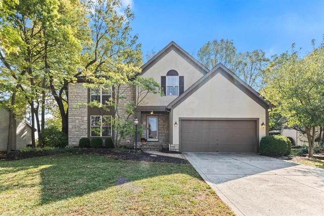3727 Boathouse Drive, Hilliard, OH 43026 (MLS #220035719) :: Berkshire Hathaway HomeServices Crager Tobin Real Estate
