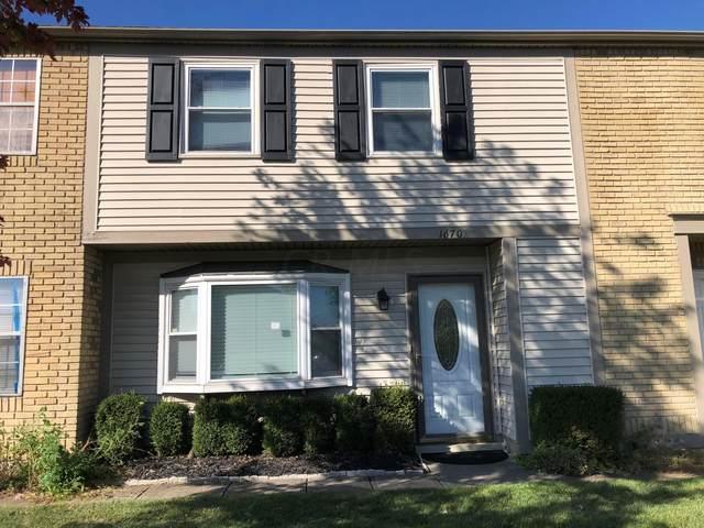 1670 Park Row Drive K, Columbus, OH 43235 (MLS #220035736) :: CARLETON REALTY