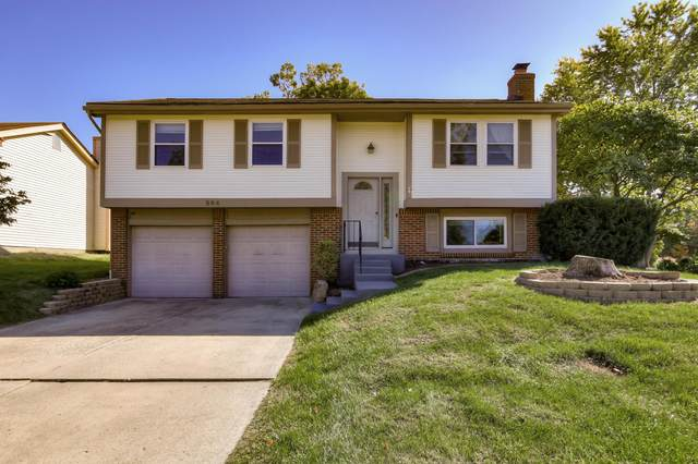 564 Saddletree Drive, Reynoldsburg, OH 43068 (MLS #220035752) :: The Willcut Group